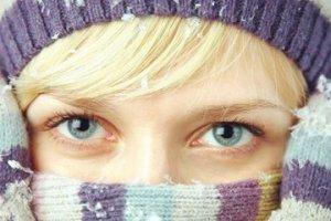 Что делать при обморожении лица?