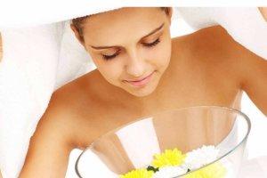 Паровая ванночка для лица: техника выполнения и рецепты