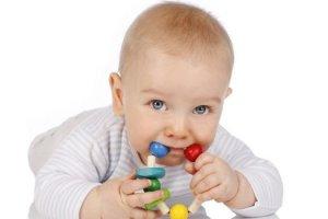 Сыпь у ребенка вокруг рта и внутри него
