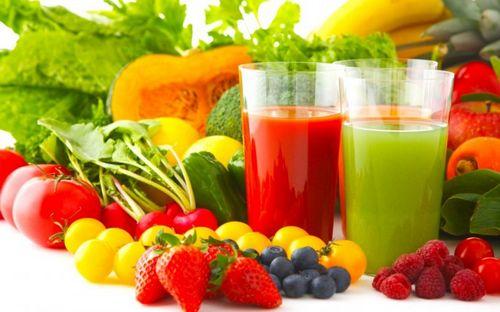Овощи и фрукты при псориазе