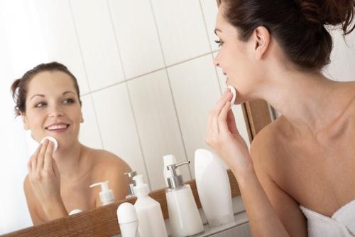 Уход за кожей лица при псориазе