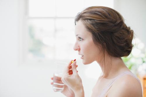 Прием витаминов при экземе