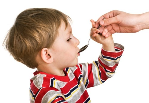 Лекарство при герпесе у детей