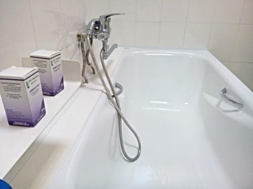 пува ванны
