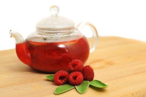 Чай из корня малины