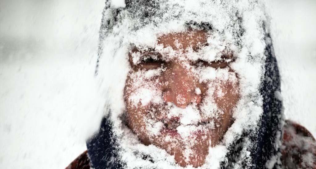 Что нельзя делать при обморожении